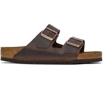 Leather Arizona Sandale