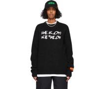 Mohair HP Brush Sweatshirt