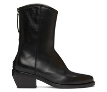 Leather Western Stiefel
