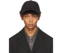 Nylon Six-Panel Cap