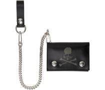 Chained Short Brieftasche