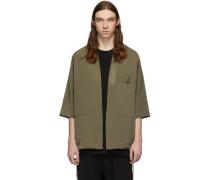 Quarter-Sleeve Kimono