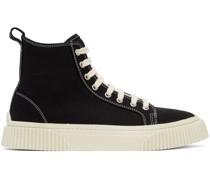 Canvas High Sneaker