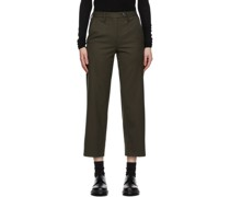 Wool Relaxed Hose