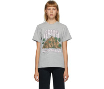 Lets Grow Wild Graphic Tshirt