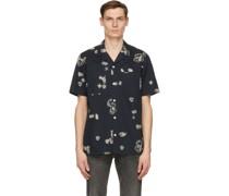 Graphic BHndon Short Sleeve Hemd
