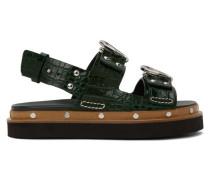 Croc Alix Flatform als