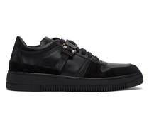 Leather Buckle Sneaker