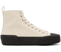 & Canvas High-Top Sneaker