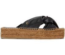 Daja Platform Espadrille Sandale