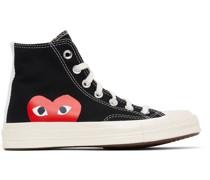 Converse Edition Half Heart Chuck 70 High Sneaker