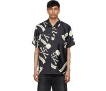 Silk Skull Short Sleeve Tshirt