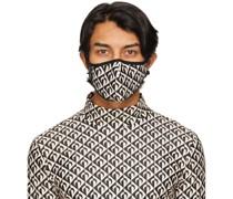 Tan Moon Lozenge Daily Wear Maske