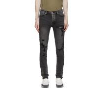 Trashed Van Winkle Angst Jeans
