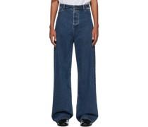 Classic Peep Show Jeans