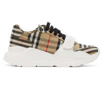 Check Regis Sneaker