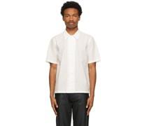 Space Short Sleeve Hemd