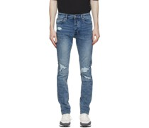 Chitch Runaway Ripped Jeans