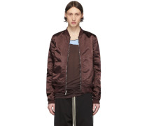 Reversible Cropped Flight Bomber