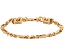& Chain Link Armband