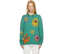 Cashmere Blomerth Bloom Pullover