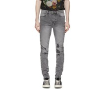Distressed Chitch Jeans
