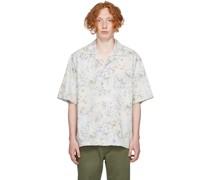& Camp Short Sleeve Hemd