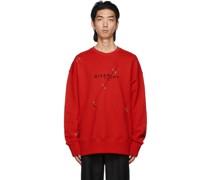 Oversized Details Sweatshirt