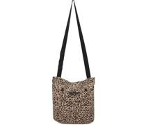 & Leopard Messenger Tasche