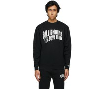 & Glitter Arch Sweatshirt