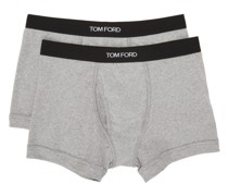 Two-Pack Jersey Boxer Slip