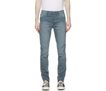 Garment-Dyed Chitch Jeans