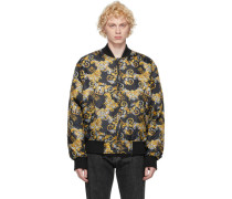 Reversible Baroque Bomber