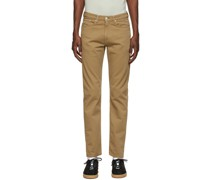 Organic Cotton Tapered Jeans