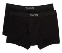 Two-Pack Cotton Boxer Slip