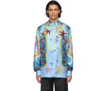 Silk Trésor De La Mer Hemd / Bluse