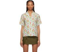 Silk Margot Short Sleeve Hemd