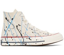 Archive Paint Splatter Chuck 70 High Sneaker