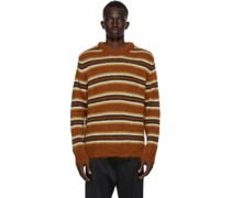 Mohair Striped Sigge Pullover