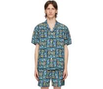 Beach Batik Shirt