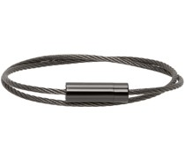 7G Double Wrap Cable Armband