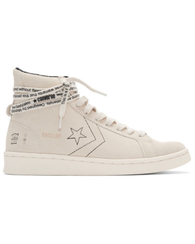 Pro Leather High-Top Sneaker
