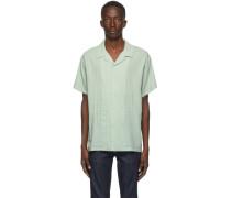 Perforated Short Sleeve Shirt