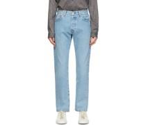 Light Wash 501 93 Straight Jeans