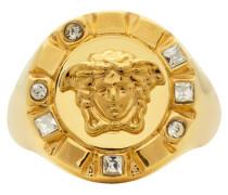 Palazzo Medusa Round Ring