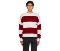 & Stripe Pullover