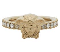 Medusa Head Ring