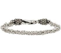 Krawattered Chain Armband