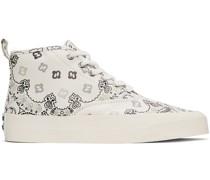 Bandana High-Top Sneaker