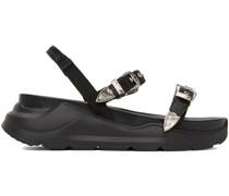 Sporty Platform Sandale
